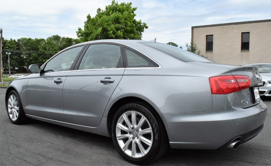 2014 Audi A6 4dr Sdn quattro 3.0T Premium Plus, available for sale in Berlin, Connecticut | Tru Auto Mall. Berlin, Connecticut