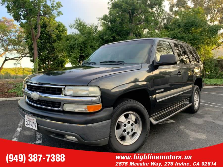 Used 2003 Chevrolet Tahoe in Irvine, California | High Line Motors LLC. Irvine, California