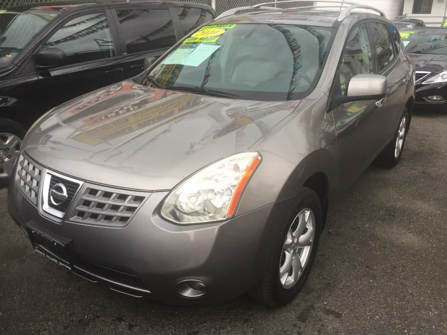 Used Nissan Rogue AWD 4dr Sl 2010 | Middle Village Motors . Middle Village, New York