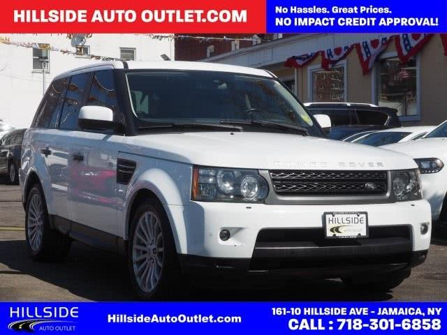 Used 2011 Land Rover Range Rover Sport in Jamaica, New York | Hillside Auto Outlet. Jamaica, New York