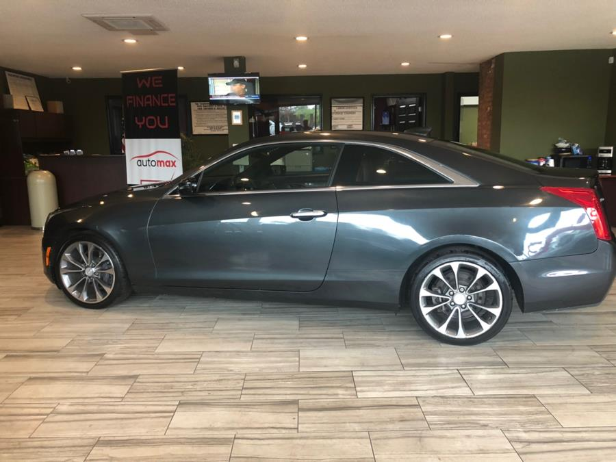 2016 Cadillac ATS Coupe 2dr Cpe 3.6L Premium Collection AWD, available for sale in West Hartford, Connecticut | AutoMax. West Hartford, Connecticut