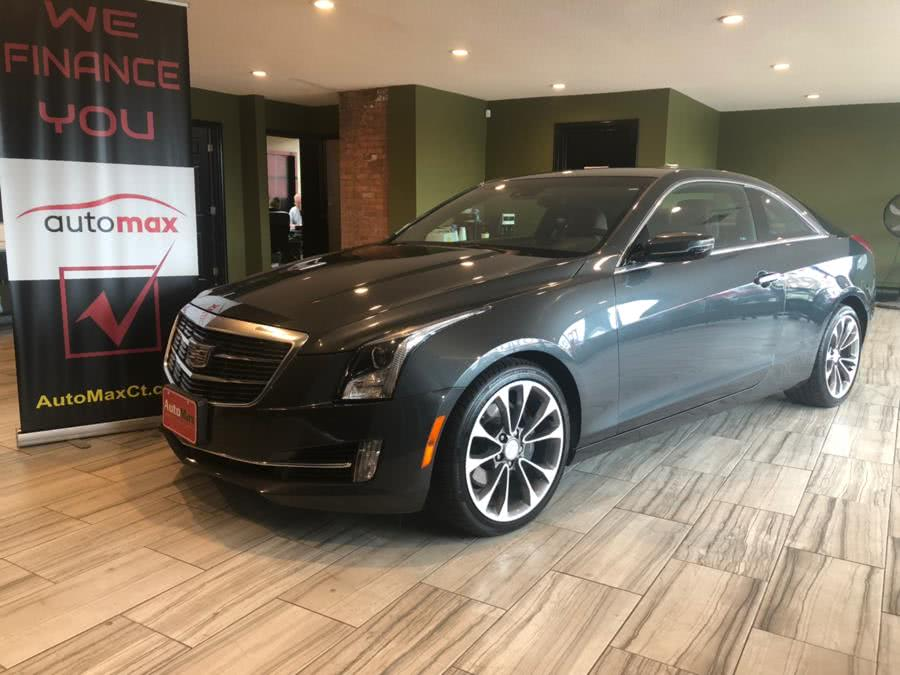 Used 2016 Cadillac ATS Coupe in West Hartford, Connecticut | AutoMax. West Hartford, Connecticut