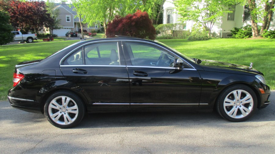 2009 Mercedes-Benz C-Class 4dr Sdn 3.0L Luxury 4MATIC, available for sale in Bronx, New York | TNT Auto Sales USA inc. Bronx, New York