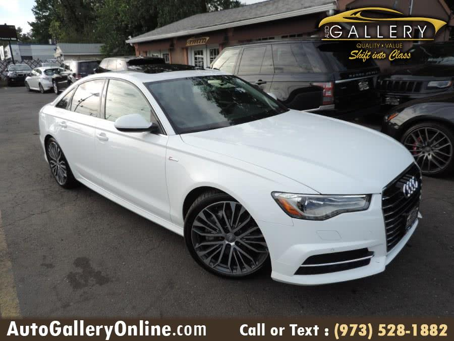 Used 2016 Audi A6 in Lodi, New Jersey | Auto Gallery. Lodi, New Jersey