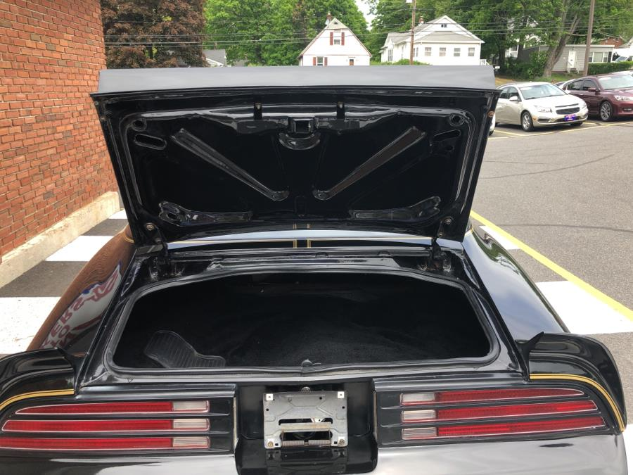 1977 Pontiac Trans Am Bandit Tribute, available for sale in Waterbury, Connecticut | National Auto Brokers, Inc.. Waterbury, Connecticut