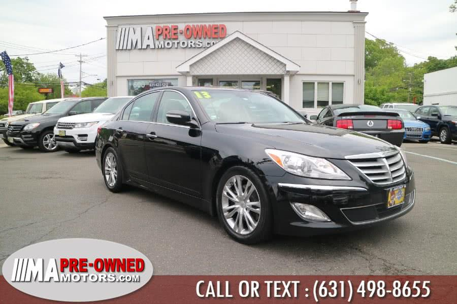 Used 2013 Hyundai Genesis in Huntington, New York | M & A Motors. Huntington, New York