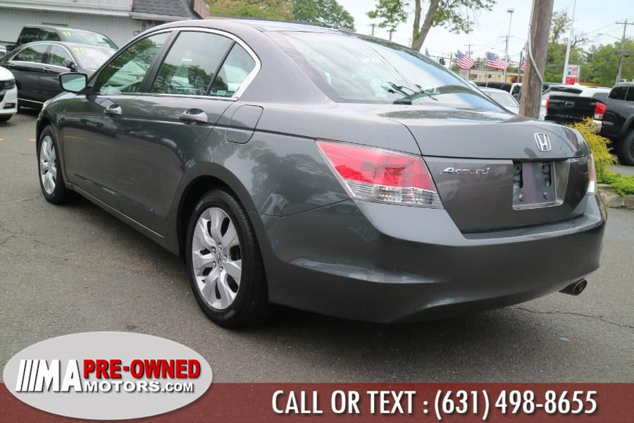 2009 Honda Accord Sdn 4dr I4 Auto EX-L w/Navi, available for sale in Huntington, New York | M & A Motors. Huntington, New York