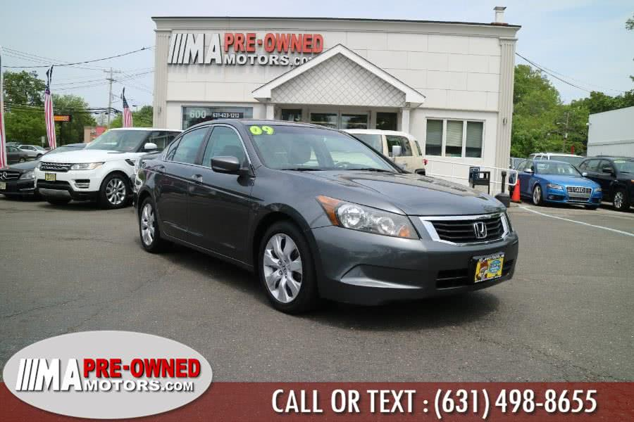 Used 2009 Honda Accord Sdn in Huntington, New York | M & A Motors. Huntington, New York
