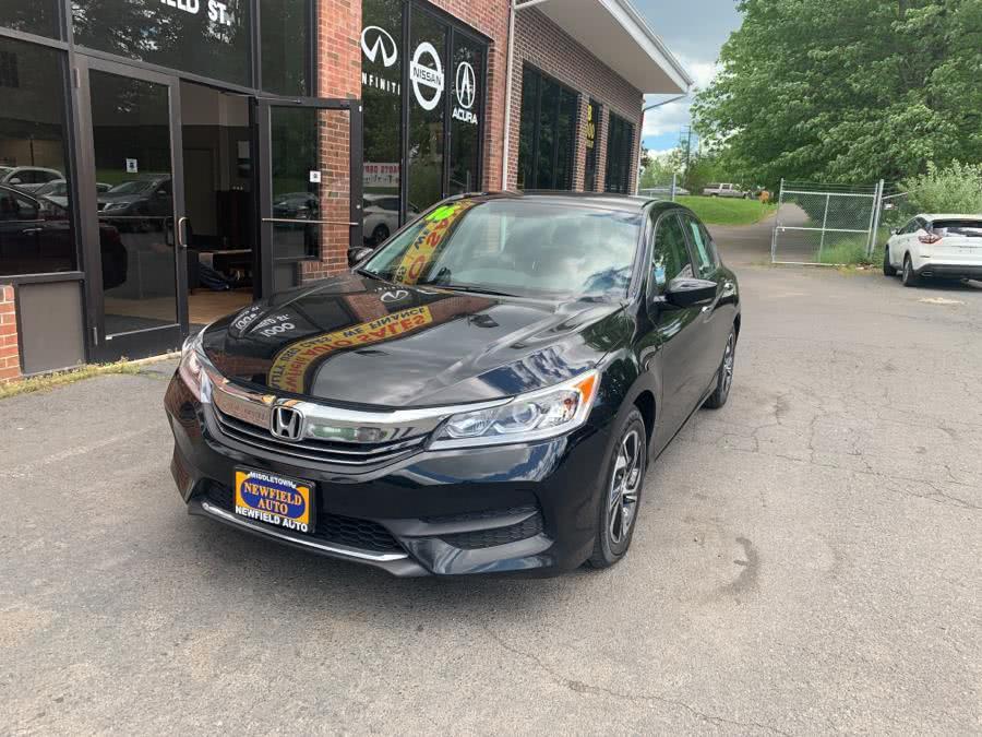 Used 2016 Honda Accord Sedan in Middletown, Connecticut | Newfield Auto Sales. Middletown, Connecticut