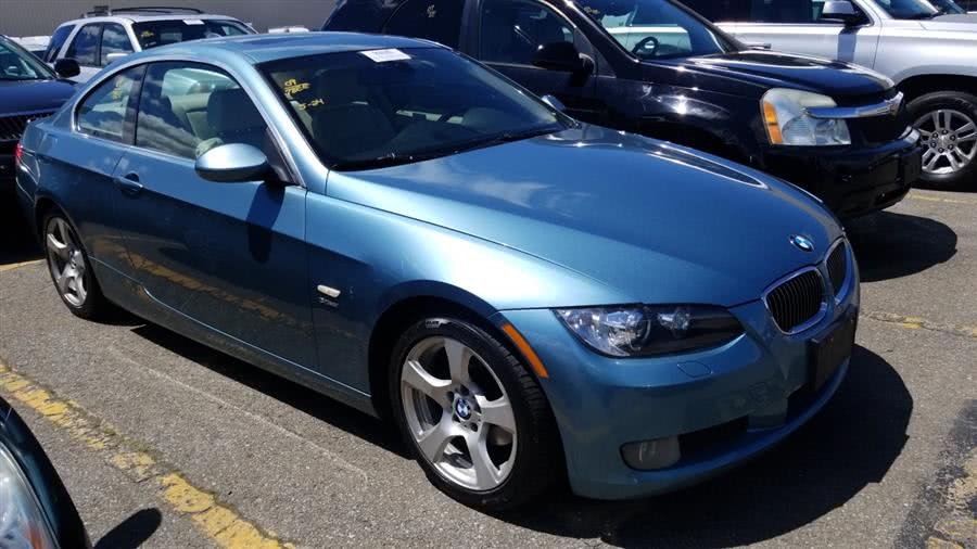 2009 BMW 3 Series 2dr Cpe 328i xDrive AWD SULEV, available for sale in Manchester, Connecticut | Best Auto Sales LLC. Manchester, Connecticut