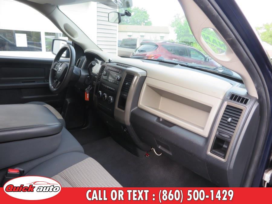 2012 Ram 1500 2WD Quad Cab 140.5