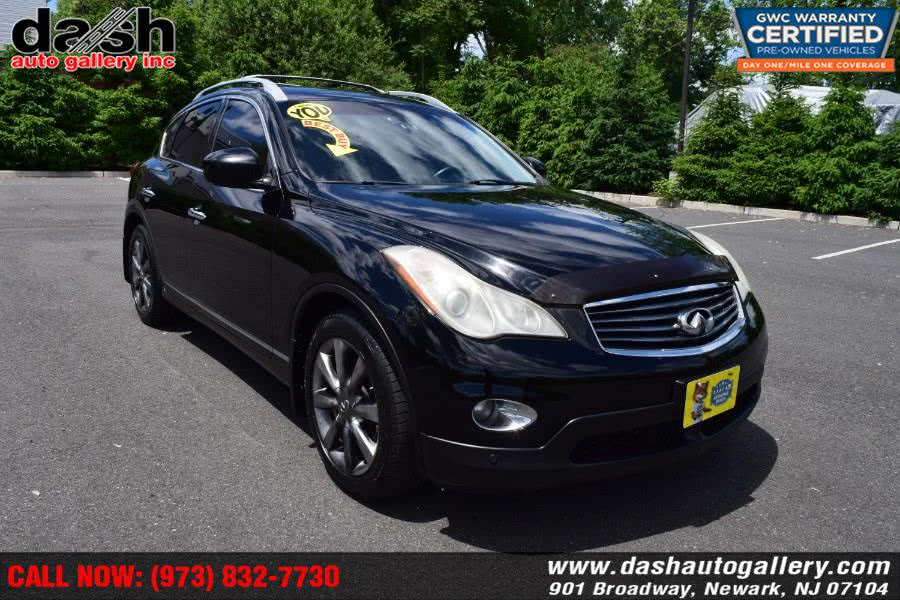 Used 2008 Infiniti EX35 in Newark, New Jersey | Dash Auto Gallery Inc.. Newark, New Jersey