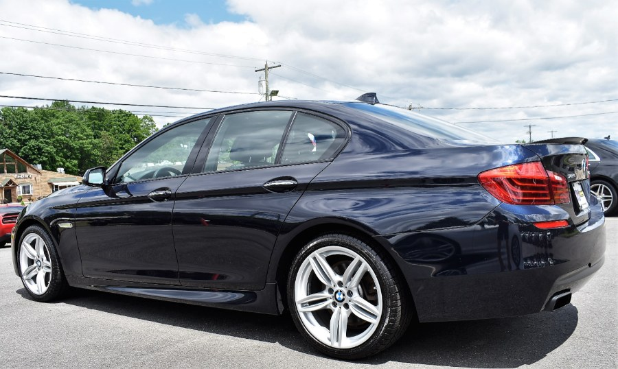 2016 BMW 5 Series 4dr Sdn 550i xDrive AWD, available for sale in Berlin, Connecticut | Tru Auto Mall. Berlin, Connecticut