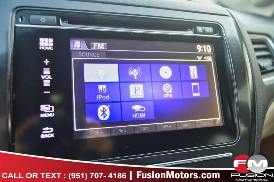 Used Honda Civic Sedan 4dr CVT SE 2015 | Fusion Motors Inc. Moreno Valley, California