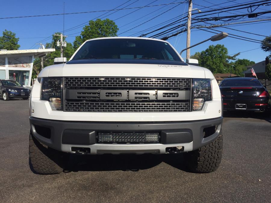 2014 Ford F-150 4WD SuperCab 133