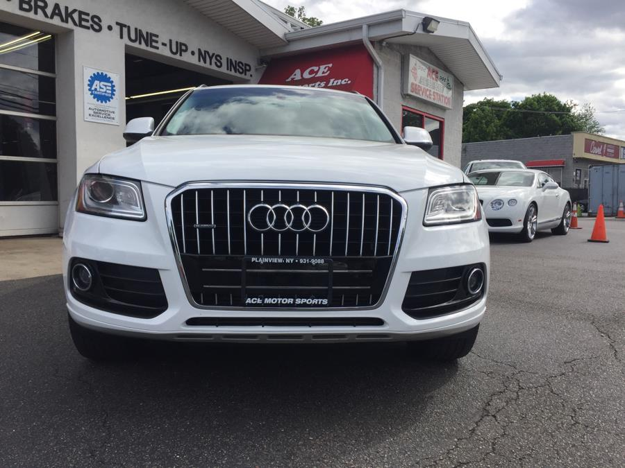 2013 Audi Q5 quattro 4dr 2.0T Premium, available for sale in Plainview , New York | Ace Motor Sports Inc. Plainview , New York