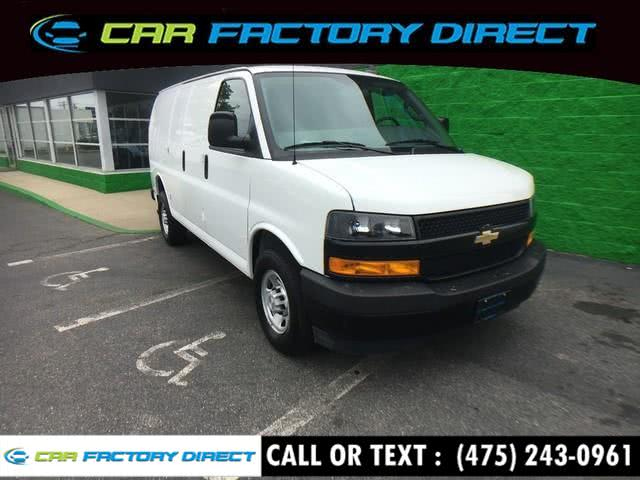 Used 2018 Chevrolet Express Cargo Van 2500 in Milford, Connecticut | Car Factory Direct. Milford, Connecticut