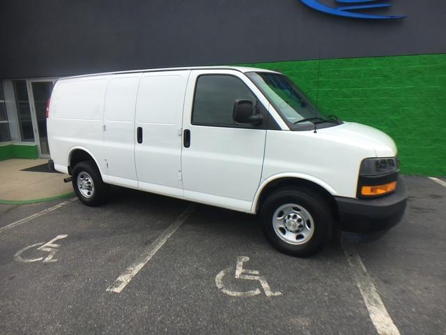 2018 Chevrolet Express Cargo Van 2500 , available for sale in Milford, Connecticut | Car Factory Direct. Milford, Connecticut