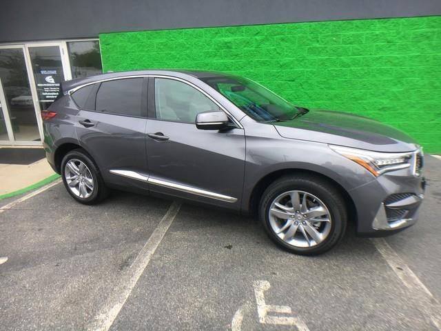 2019 Acura Rdx w/Advance Pkg Navigation awd, available for sale in Milford, Connecticut   Car Factory Direct. Milford, Connecticut