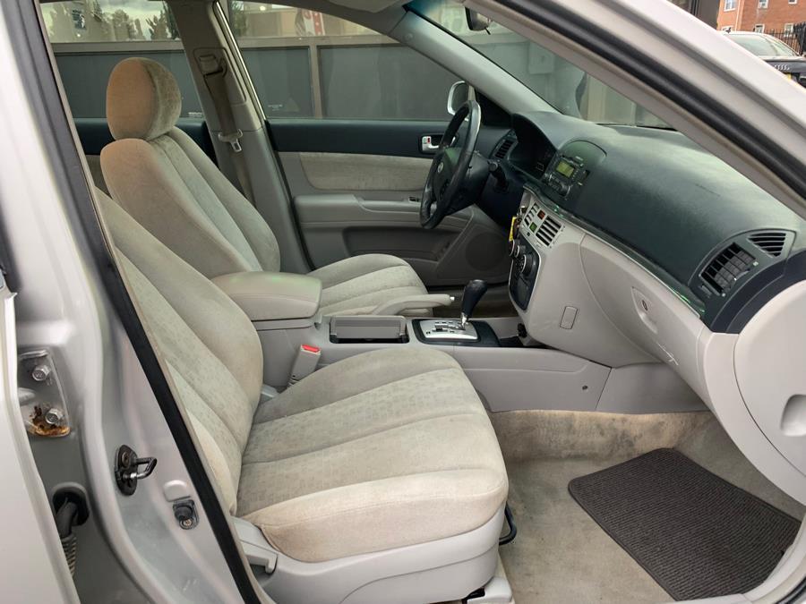 2006 Hyundai Sonata 4dr Sdn LX V6 Auto, available for sale in Hartford, Connecticut | Mecca Auto LLC. Hartford, Connecticut