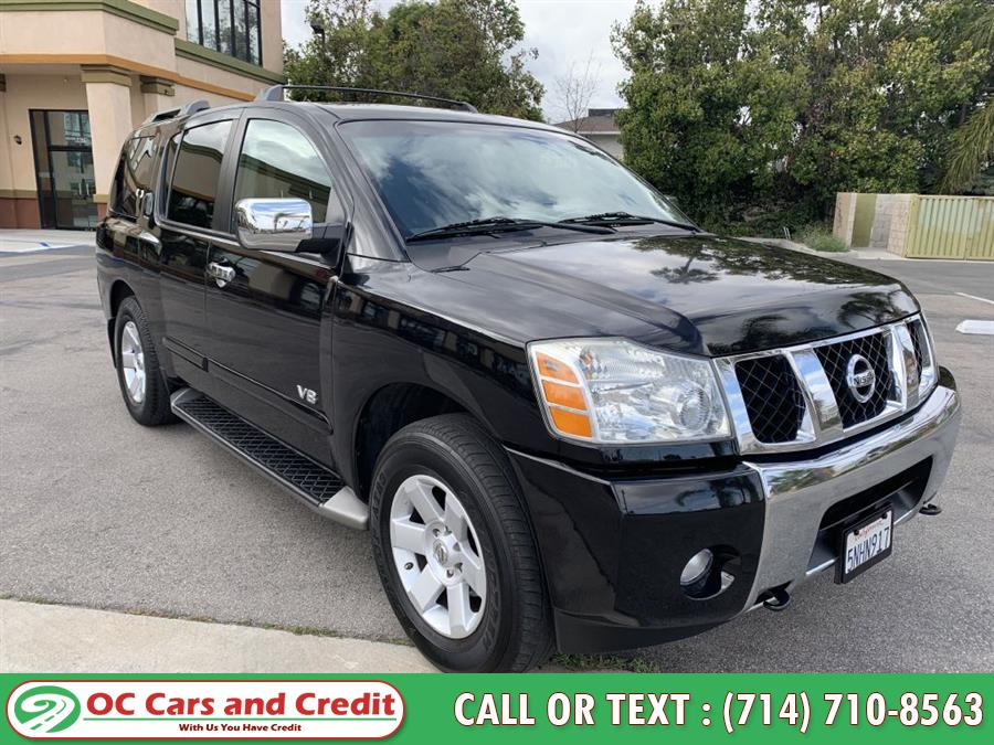 2005 Nissan Armada LE, available for sale in Garden Grove, California | OC Cars and Credit. Garden Grove, California