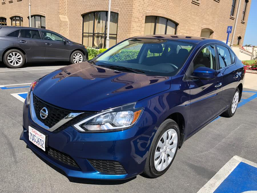 2016 Nissan Sentra 4dr Sdn I4 CVT SR, available for sale in Lake Forest, CA