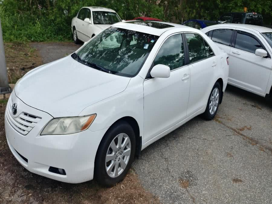 Used Toyota Camry 4dr Sdn I4 Auto XLE 2007 | Matts Auto Mall LLC. Chicopee, Massachusetts