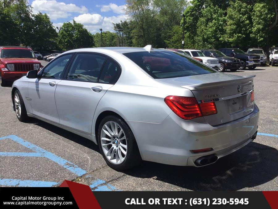 2012 BMW 7 Series 4dr Sdn ALPINA B7 LWB xDrive AWD, available for sale in Medford, New York | Capital Motor Group Inc. Medford, New York