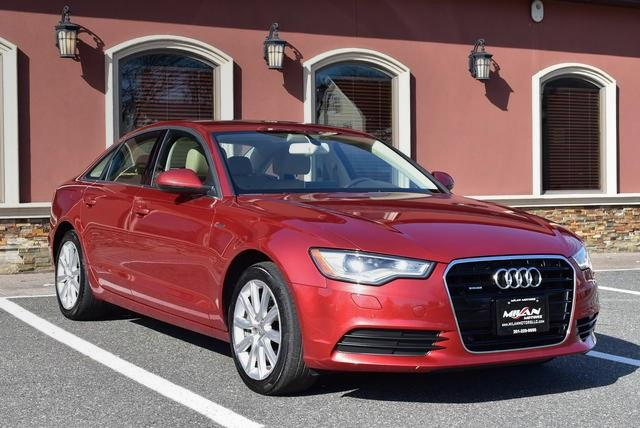 2014 Audi A6 4dr Sdn quattro 3.0T Premium Plus, available for sale in Little Ferry , New Jersey   Milan Motors. Little Ferry , New Jersey