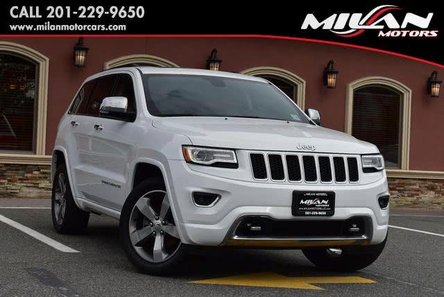 Used Jeep Grand Cherokee Overland 2016 | Milan Motors. Little Ferry , New Jersey