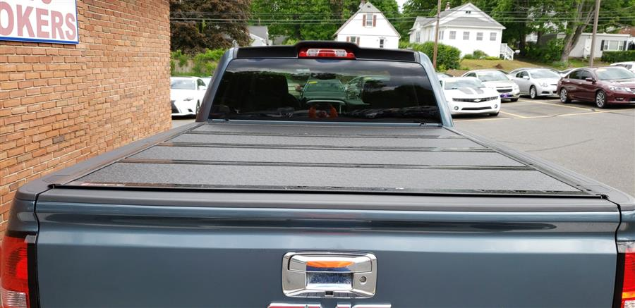 Used GMC Sierra 1500 4WD Double Cab SLE 2014 | National Auto Brokers, Inc.. Waterbury, Connecticut
