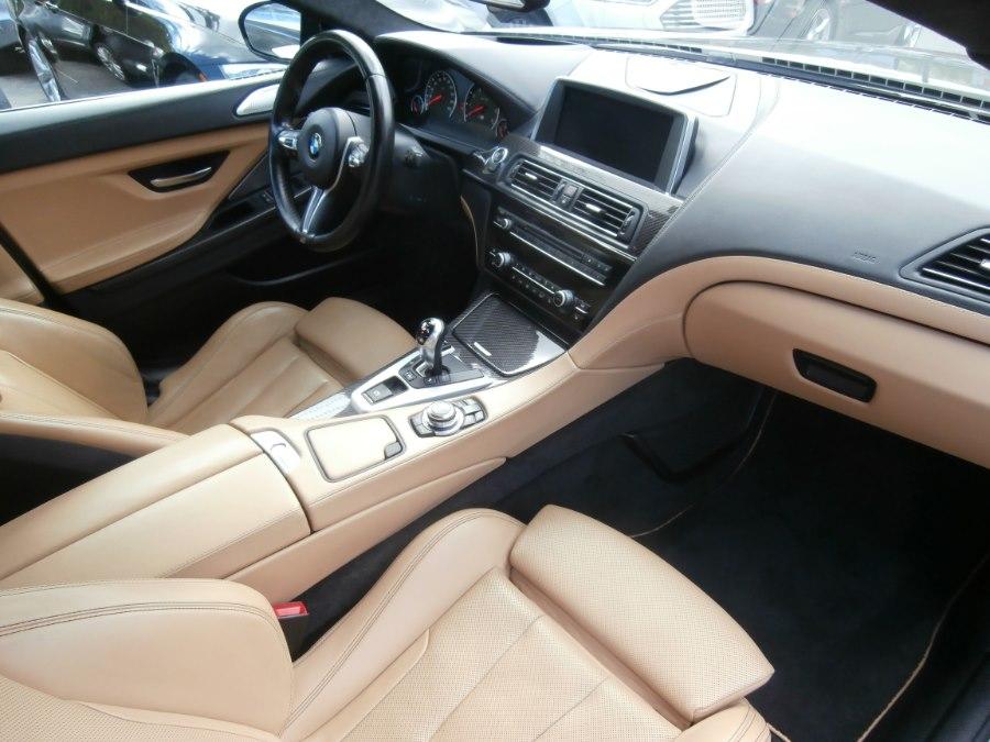2014 BMW M6 Gran cpe, available for sale in Waterbury, Connecticut   Jim Juliani Motors. Waterbury, Connecticut