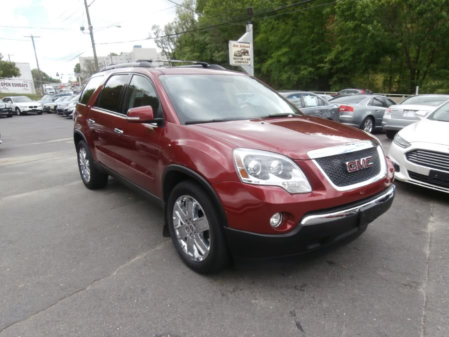 2010 GMC Acadia AWD 4dr SLT2, available for sale in Waterbury, Connecticut   Jim Juliani Motors. Waterbury, Connecticut