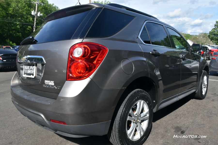 2011 Chevrolet Equinox AWD 4dr LT w/1LT, available for sale in Waterbury, Connecticut | Highline Car Connection. Waterbury, Connecticut