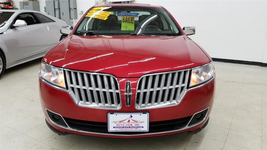 2012 Lincoln MKZ 4dr Sdn AWD, available for sale in West Haven, CT