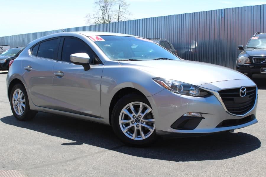 Used 2016 Mazda Mazda3 in Deer Park, New York | Car Tec Enterprise Leasing & Sales LLC. Deer Park, New York