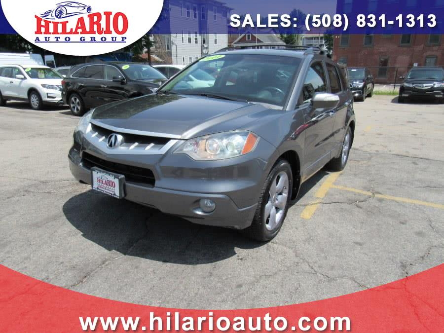 Used 2009 Acura RDX in Worcester, Massachusetts | Hilario's Auto Sales Inc.. Worcester, Massachusetts