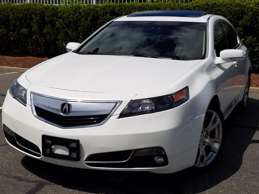 Used 2012 Acura TL Advance in Queens, New York