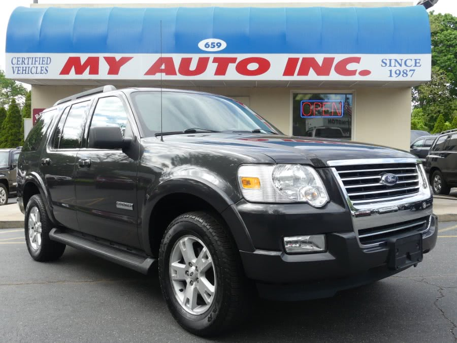 Used 2007 Ford Explorer in Huntington Station, New York | My Auto Inc.. Huntington Station, New York