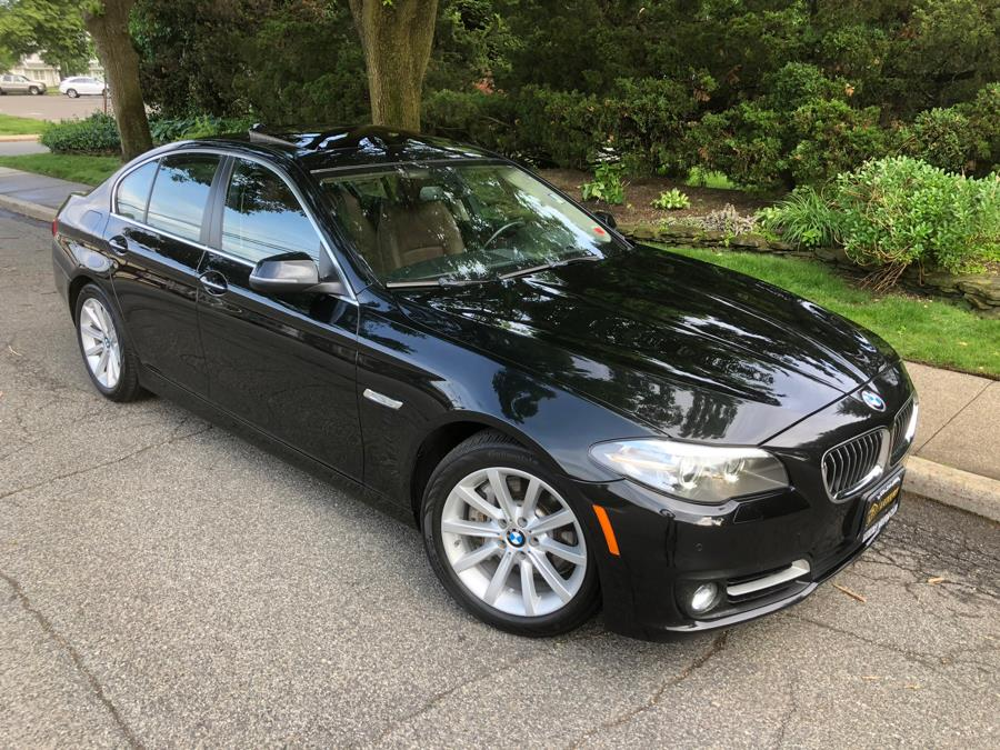 2015 BMW 5 Series 4dr Sdn 535i xDrive AWD, available for sale in Franklin Square, New York | Luxury Motor Club. Franklin Square, New York