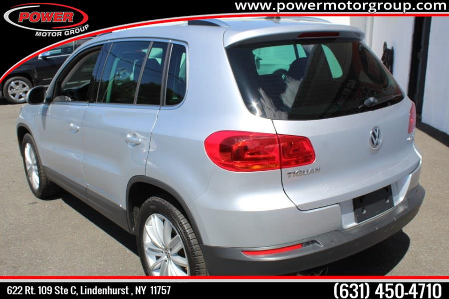 2012 Volkswagen Tiguan 4WD 4dr Auto S, available for sale in Lindenhurst , New York | Power Motor Group. Lindenhurst , New York