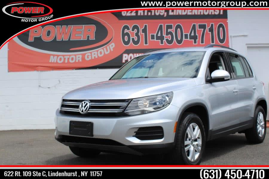 Used 2016 Volkswagen Tiguan in Lindenhurst , New York | Power Motor Group. Lindenhurst , New York