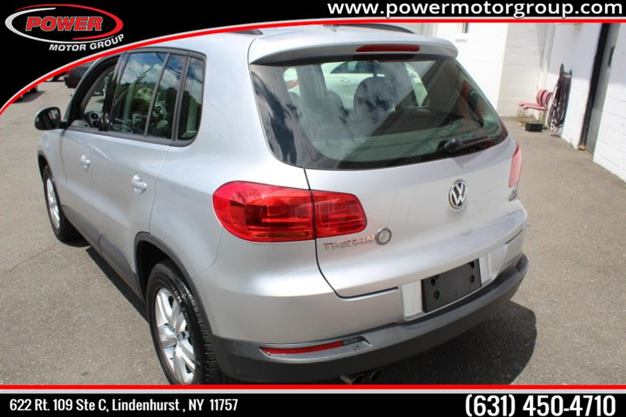 2016 Volkswagen Tiguan 4MOTION 4dr Auto R-Line, available for sale in Lindenhurst , New York | Power Motor Group. Lindenhurst , New York
