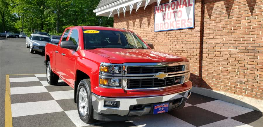 Used 2014 Chevrolet Silverado 1500 in Waterbury, Connecticut | National Auto Brokers, Inc.. Waterbury, Connecticut