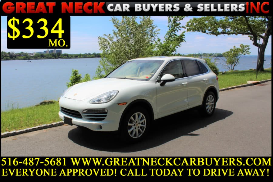 Used 2014 Porsche Cayenne in Great Neck, New York