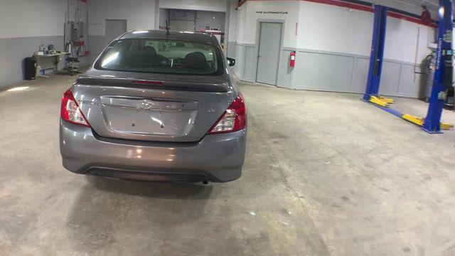 Used Nissan Versa Sedan SV CVT 2018 | Wiz Leasing Inc. Stratford, Connecticut