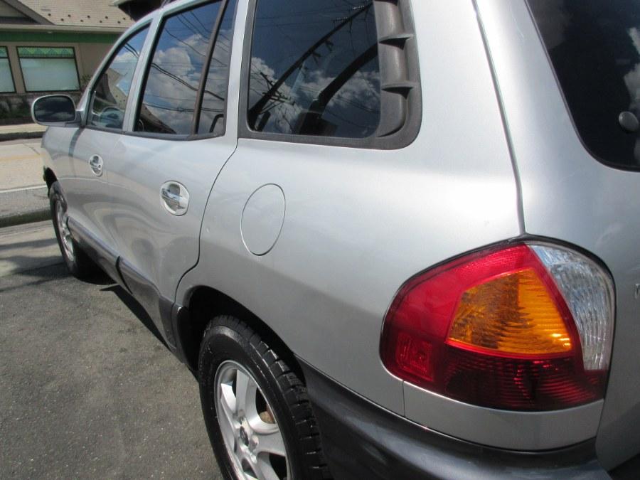 2003 Hyundai Santa Fe GLS, available for sale in Lynbrook, New York   ACA Auto Sales. Lynbrook, New York
