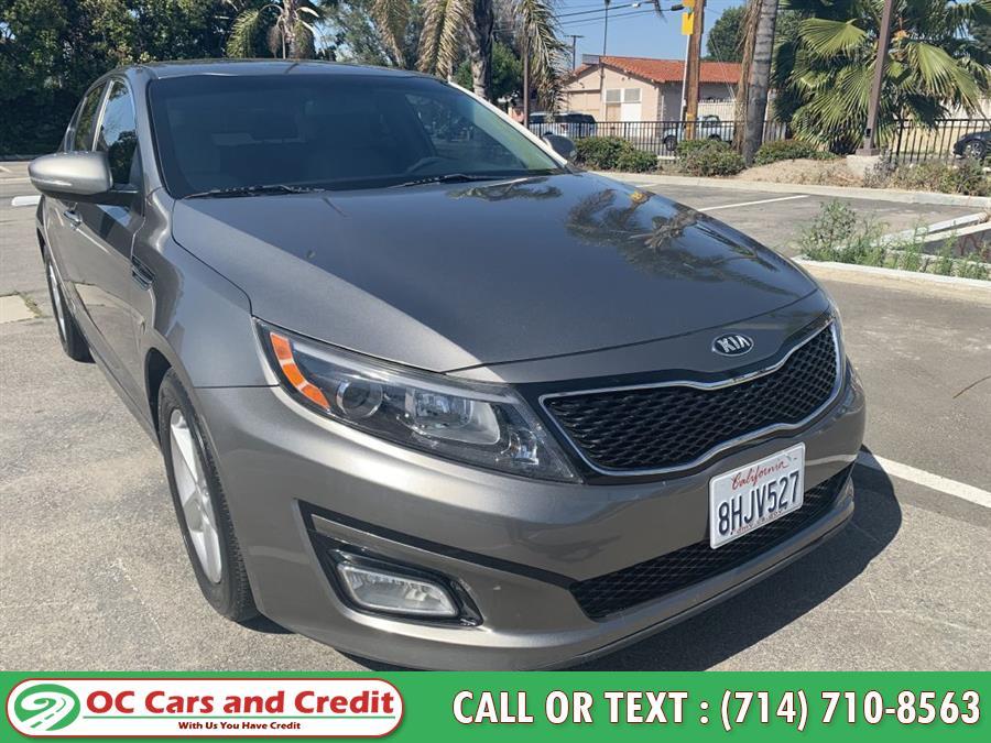 2014 Kia Optima LX, available for sale in Garden Grove, California | OC Cars and Credit. Garden Grove, California