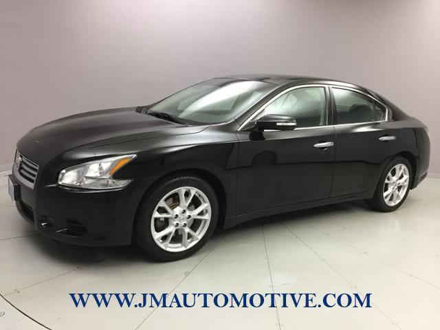 Used 2012 Nissan Maxima in Naugatuck, Connecticut | J&M Automotive Sls&Svc LLC. Naugatuck, Connecticut