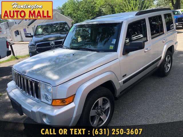 Used 2008 Jeep Commander in Huntington Station, New York | Huntington Auto Mall. Huntington Station, New York